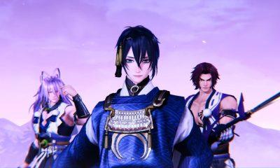 Touken Ranbu Warriors