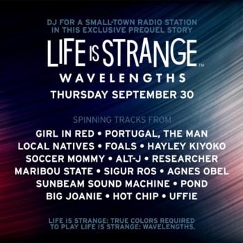 life is strange true colors wavelengths soundtrack
