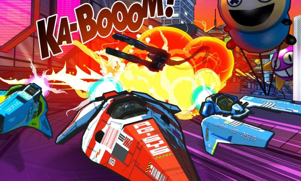 WipEout Rush Brings Card-Based Racing to iOS & Android in 2022