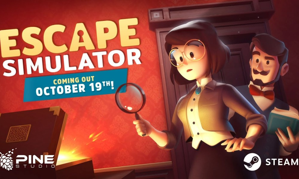 Escape Simulator Release Date Locked in For October