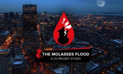 cd projekt the molasses flood