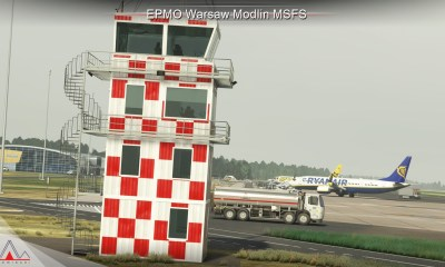 Microsoft Flight Simulator Warsaw
