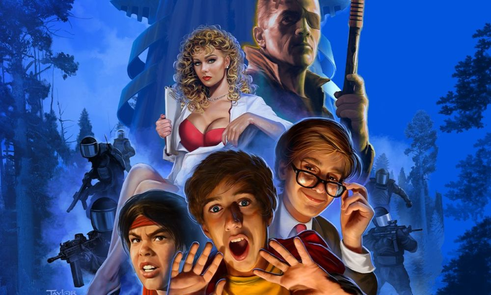 Retro Point & Click Adventure, Unusual Findings, Is Like Stranger Things Meets Monkey Island