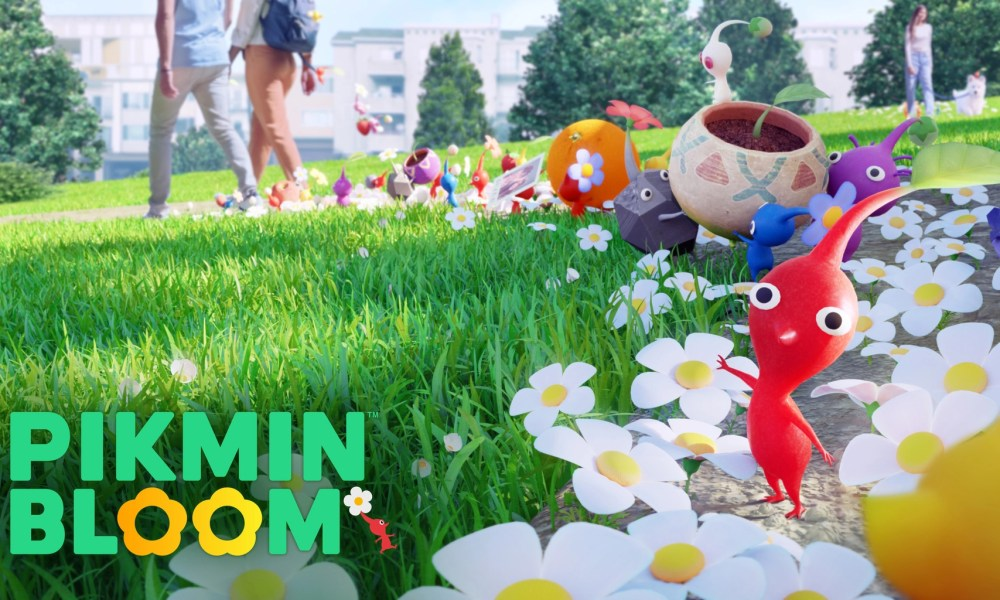 Pikmin Bloom, Niantic's Newest Mobile Game, Wants to Make Walking More Fun