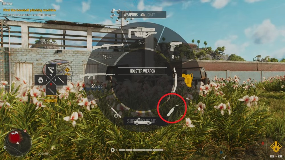 how to repair vehicles far cry 6
