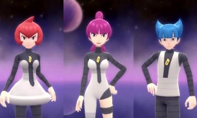 pokemon team galactic