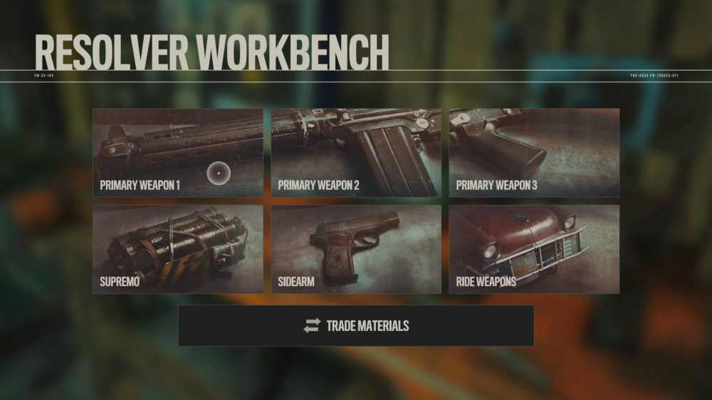 upgrading weapons far cry 6