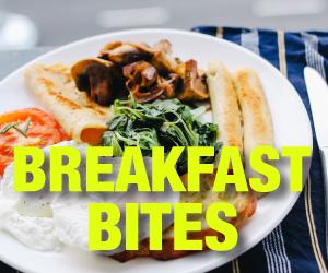 Coastal Cuisine Catch Up: Breakfast Bites