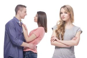 Is Your Soul Mate's Ex-Girlfriend an Issue?