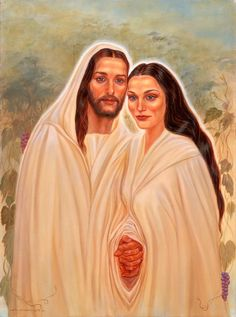 Twin Flames Jesus and Mary Magdalene Archives - Twin Flames Universe