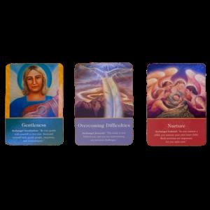 3-card Spread: Archangel Oracle Cards