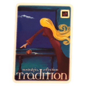 Tradition from The Oracle Tarot