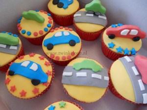 Auto cupcakes