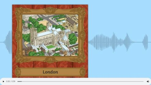 London by William Blake Audio Poem