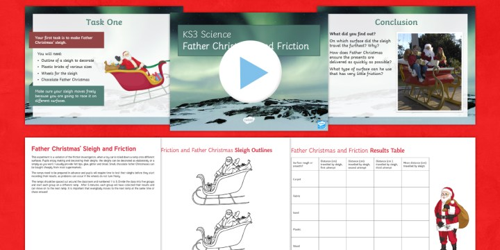 T3-Sc-371-Friction-and-Father-Christmas-sleigh-Lesson-Pack