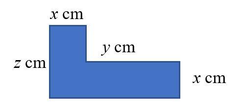 Algebra shape