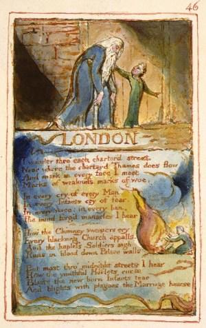 Original London poem