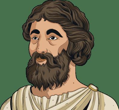 Portrait of Pythagoras