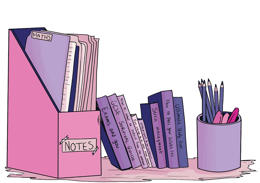 Back to School Essentials for GCSE and KS3