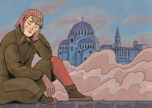 The Emigrée by Carol Rumens