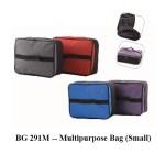 BG 291M Multipurpose Bag Small - BG 292M -- Multipurpose Bag (Big)