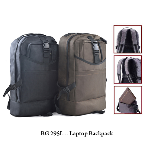 BG 295L — Laptop Backpack