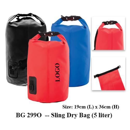BG 299O — Sling Dry Bag (5 liter)