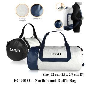 BG 301O -- Northbound Duffle Bag