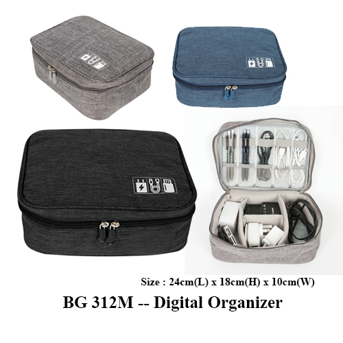 BG 312M — Digital Organizer