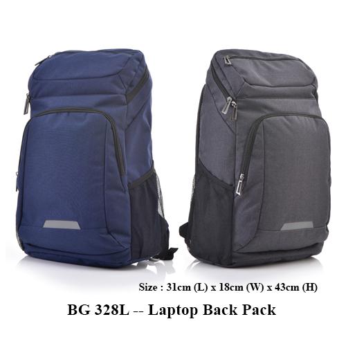 BG 328L — Laptop Back Pack
