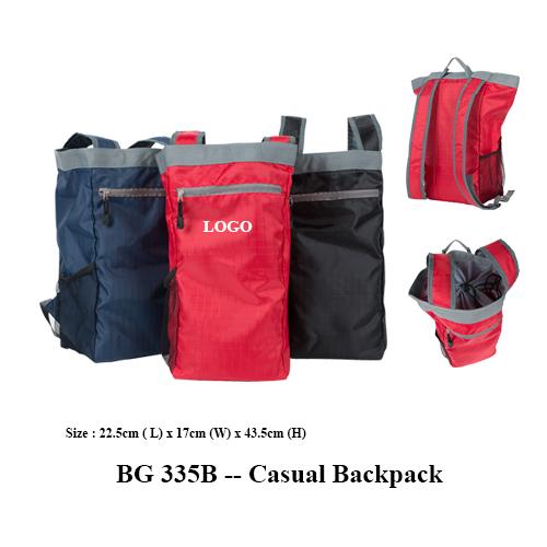 BG 335B — Casual Backpack