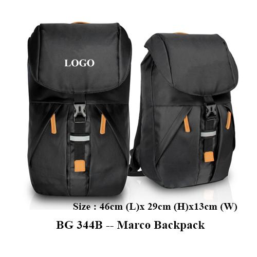 BG 344B — Marco Backpack