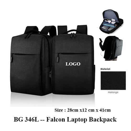 BG 346L — Falcon Laptop Backpack