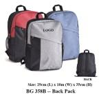 BG 358B -- Back Pack