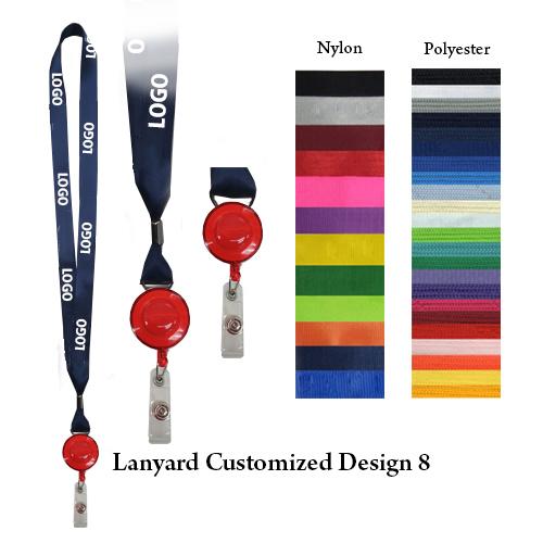 Lanyard Customized Design 8