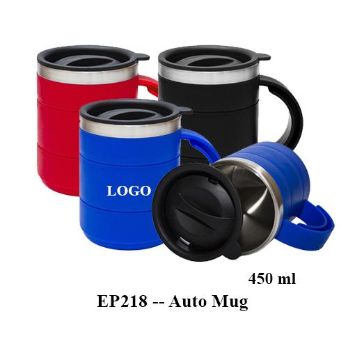 EP218 — Auto Mug