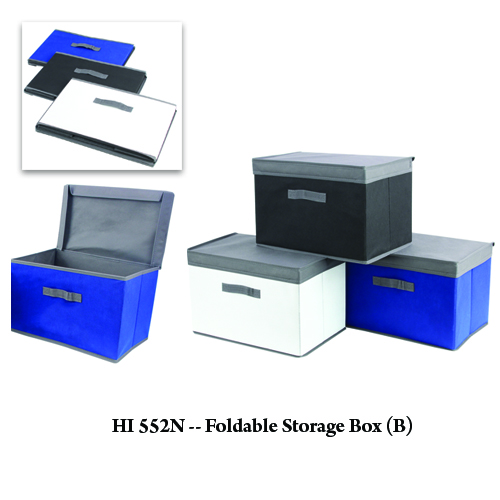 HI 552N — Foldable Storage Box (B)