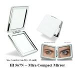 HI 567N -- Mira Compact Mirror