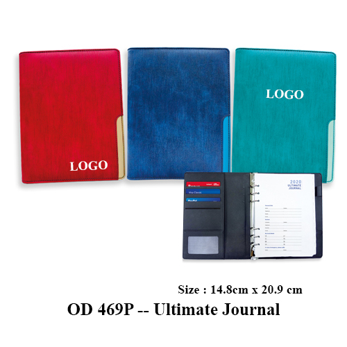 OD 469P — Ultimate Journal