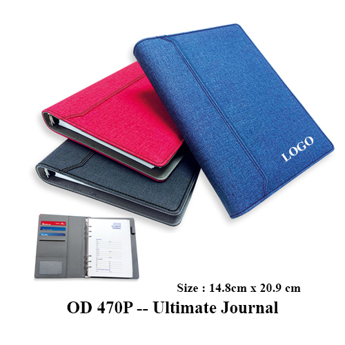 OD 470P — Ultimate Journal