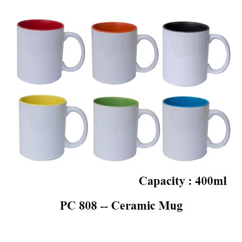 PC 808 — Ceramic Mug
