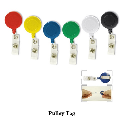 Pulley Tag