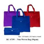 RC 473W -- Non-Woven Bag (90gsm)