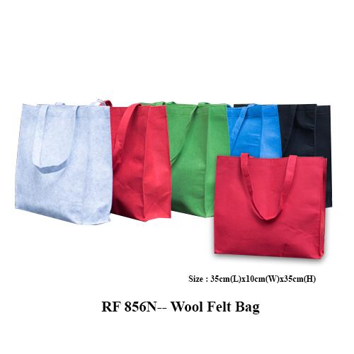 RF 856N– Wool Felt Bag