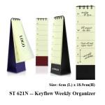 ST 621N -- Keyflow Weekly Organizer