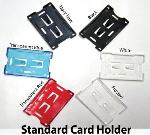 Standard Card Holder