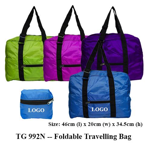 TG 992N — Foldable Travelling Bag