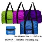 TG 992N -- Foldable Travelling Bag