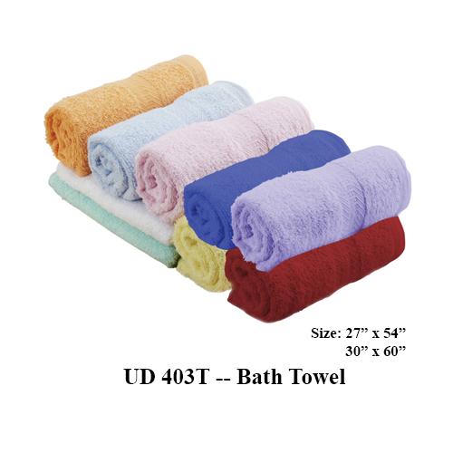 UD 403T — Bath Towel