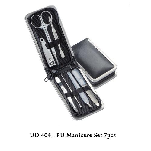 UD 404 – PU Manicure Set 7pcs